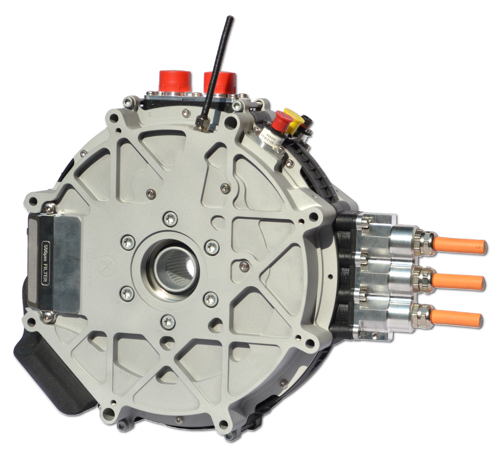 Yasa p400 compact axial flux motor hybrid and electric for Very small electric motors