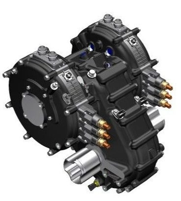 P400 Series with Lightweight Gearbox | YASA Limited