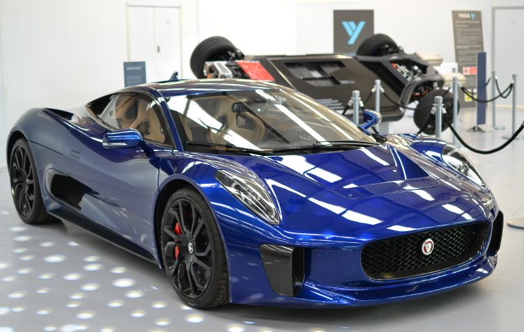 Yasa jaguar cx 75 yasa limited yasa jaguar cx 75 publicscrutiny Image collections